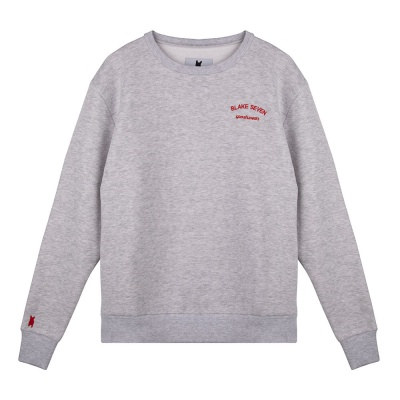 STELLA SWEATER GREY MEL