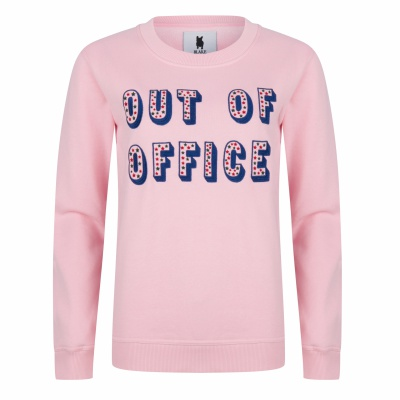 OUT OF OFFICE PINK
