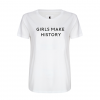 GIRLS MAKE HISTORY TEE