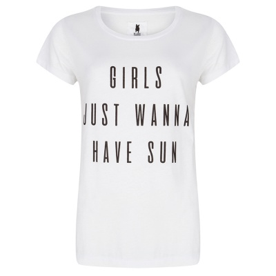 GIRLS JUST WANNA HAVE SUN