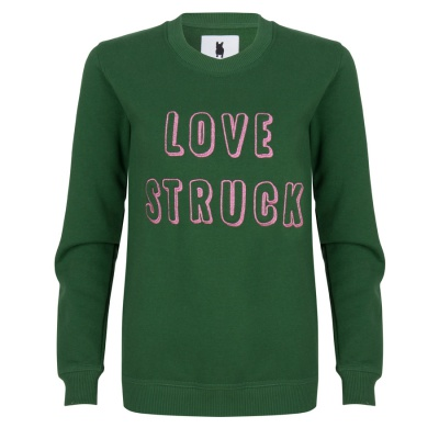 LOVE STRUCK GREEN