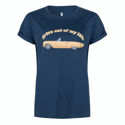 DRIVE OUT OF MY LIFE T-SHIRT
